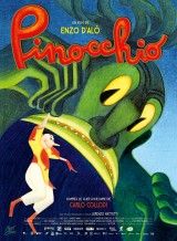 Affiche Pinocchio credits