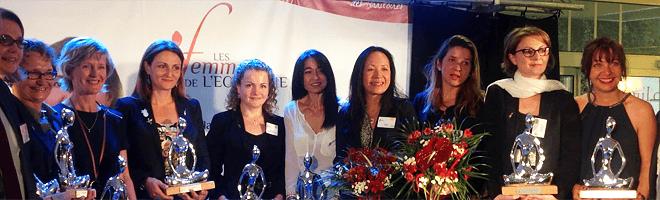 Cérémonie des Trophées les Femmes de l'Economie