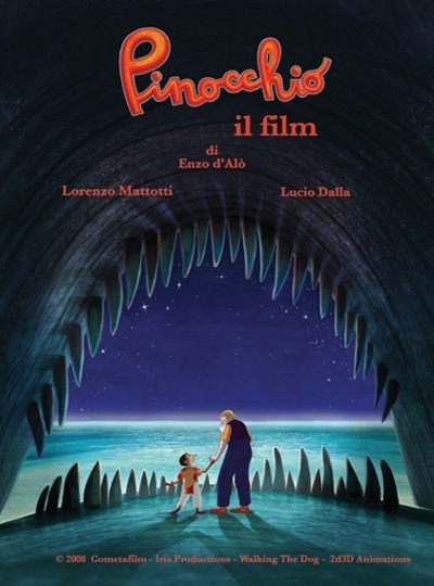 "Selection of the film ""Pinocchio"" at the Busan International Film Festival"