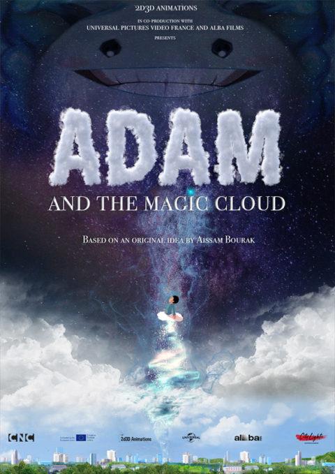 adam and the magic cloud