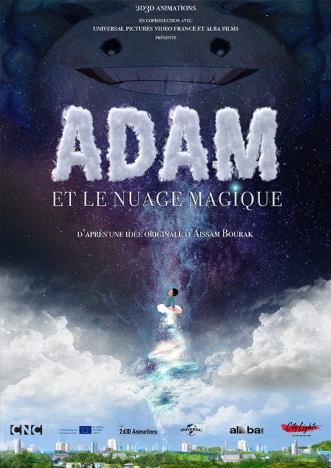adam et le nuage magique